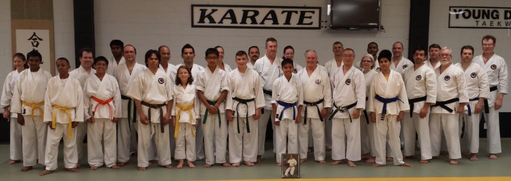 2014 WIKF Seminar Group Photo