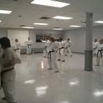 Jitte kata practice