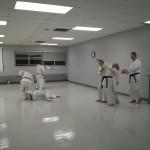 Tanto Dori practice