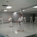 Tachi Dori practice