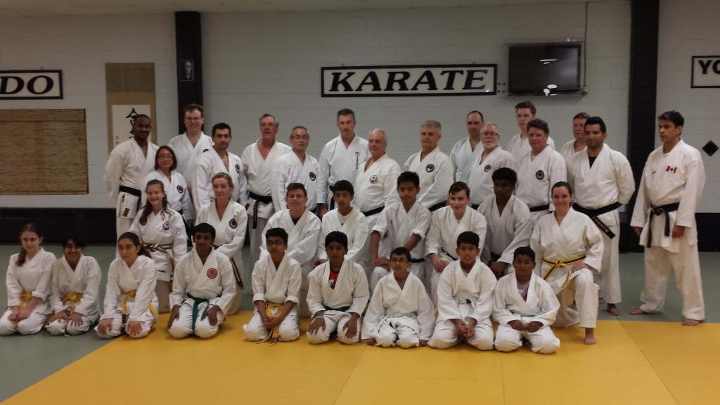 2015 All belts training group photo